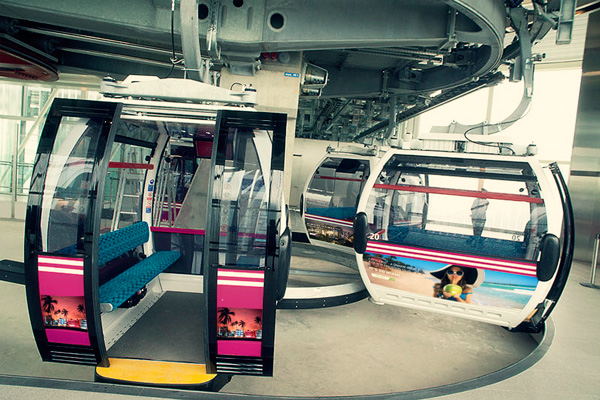 2020 Vision SkyLink Cable Cars